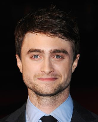 Actor Daniel Radcliffe attends a screening of
