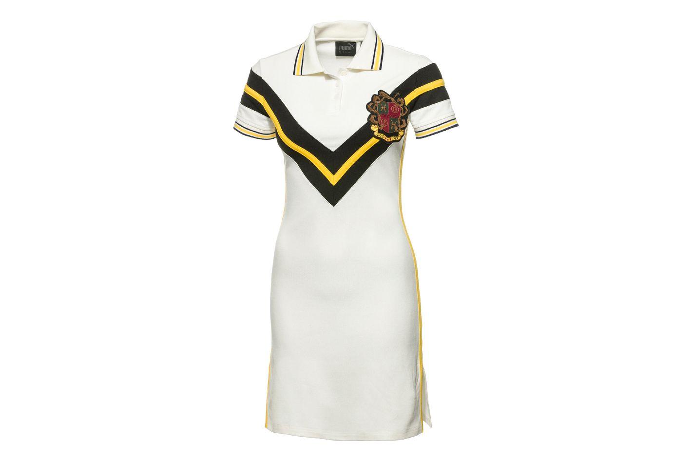 Fenty Varsity Shirt Dress