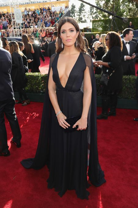 Photo 8 from Biggest Departure: Mandy Moore in Naeem Khan