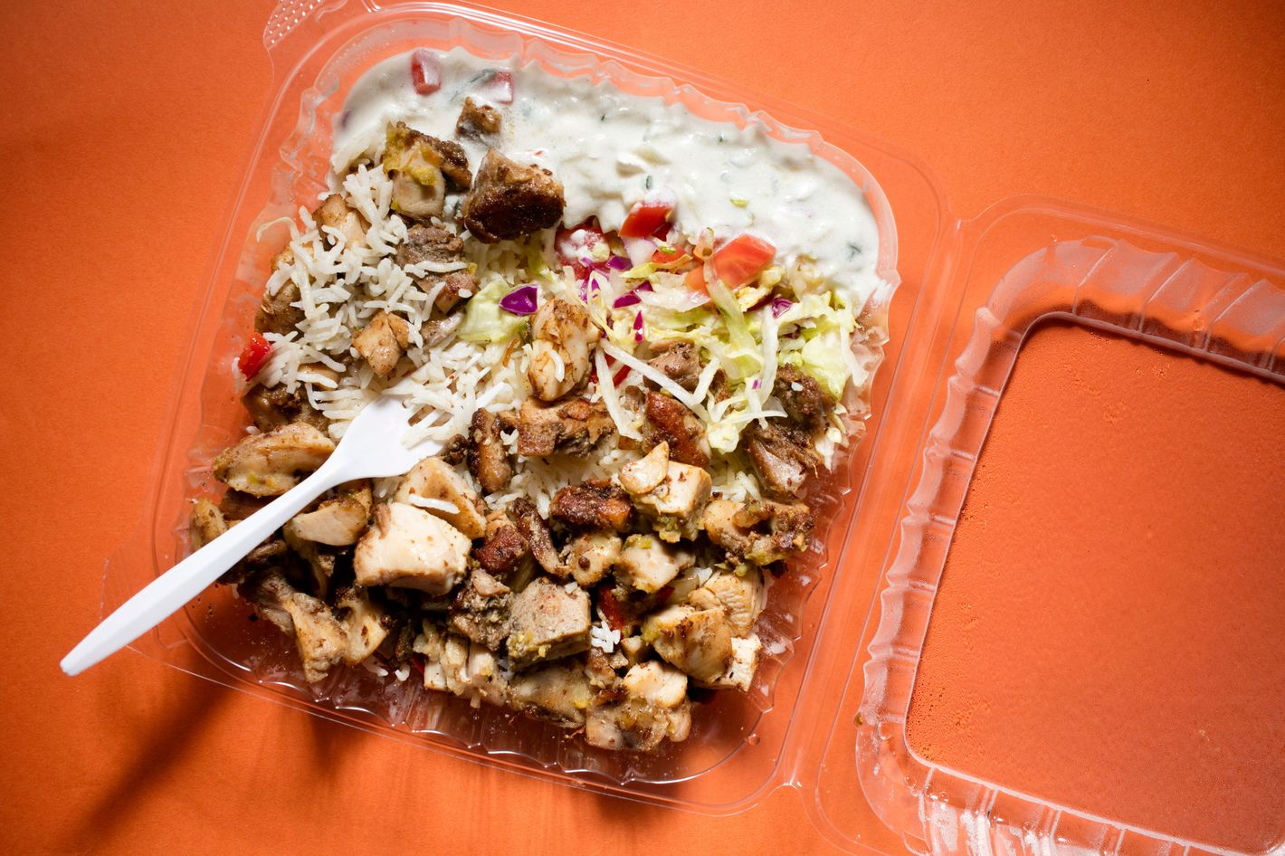 The Absolute Best Halal Cart in NYC