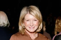 NEW YORK, NY - FEBRUARY 12:  Martha Stewart attends the Dennis Basso Fall 2013 fashion show during Mercedes-Benz Fashion Week at The Stage at Lincoln Center on February 12, 2013 in New York City.  (Photo by Andy Kropa/Getty Images for Mercedes-Benz Fashion Week)