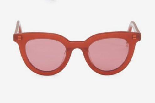 45mm Eye Eye Square Sunglasses