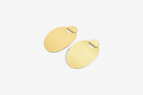 J.Crew Shield Earrings