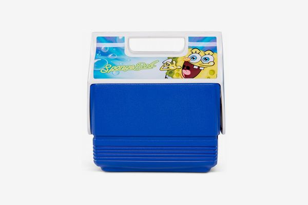 IGLOO 4 Qt Spongebob Playmate Mini Limited Edition Surprise Cooler