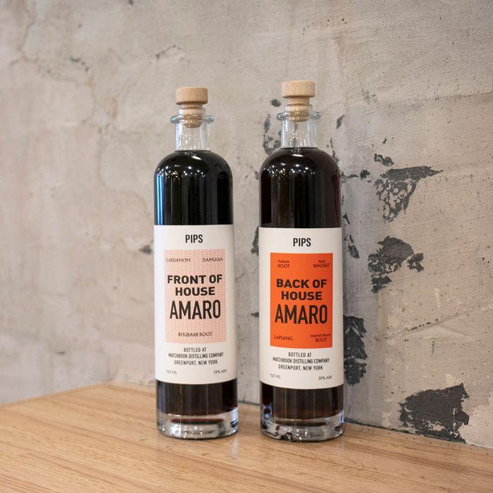 How Custom Made Amaro Became The New Restaurant Flex