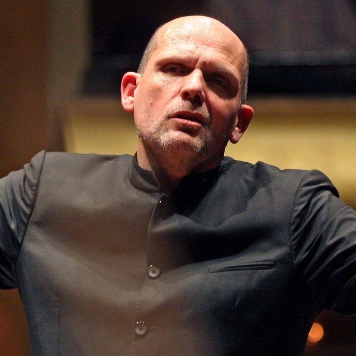The New York Philharmonic's New Director Is Jaap van Zweden