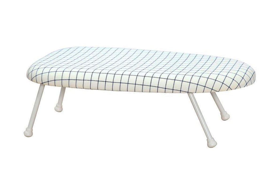 Storage Maniac Tabletop Ironing Board With Folding Legs