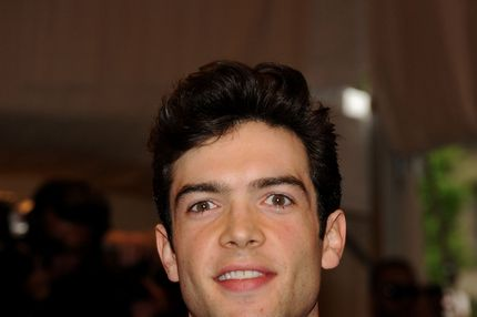 "NEW YORK, NY - MAY 02:  Actor Ethan Peck attends the ""Alexander McQueen: Savage Beauty"" Costume Institute Gala at The Metropolitan Museum of Art on May 2, 2011 in New York City.  (Photo by Larry Busacca/Getty Images) *** Local Caption *** Ethan Peck;"