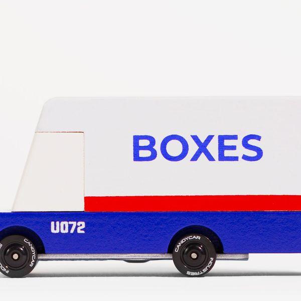 Candylab Mail Van