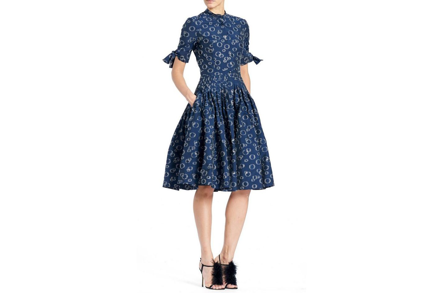 Carolina Herrera Bubble Dress