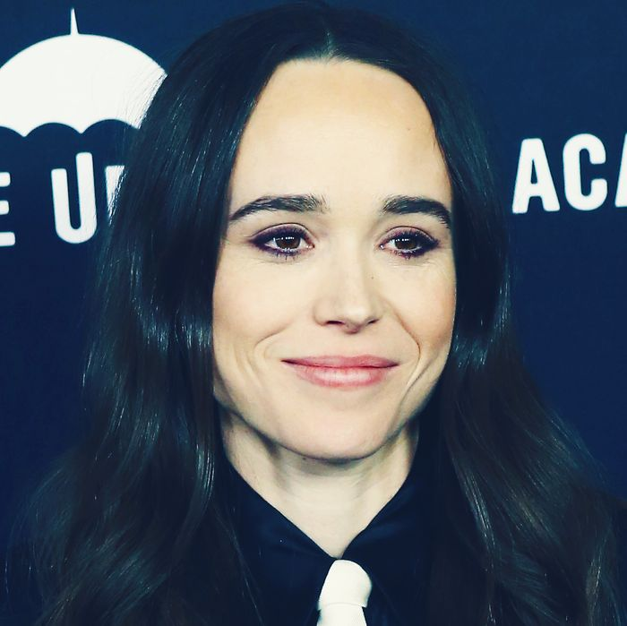 Ellen Page Says Hollywood Pressured Her To Stay In Closet