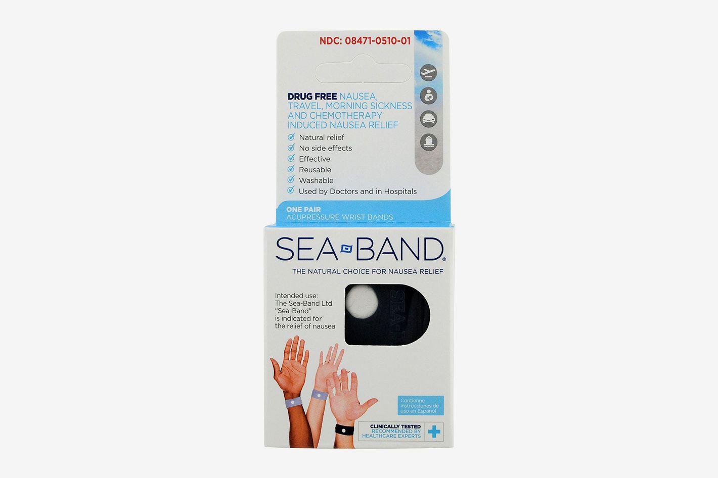 Sea Band Adult Wrist Band