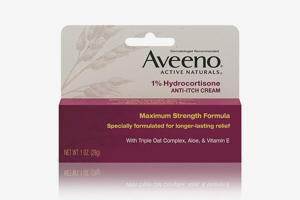 Aveeno 1% Hydrocortisone Anti-Itch Relief Cream