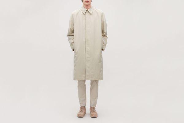 COS Trench Coat With Removable Lining