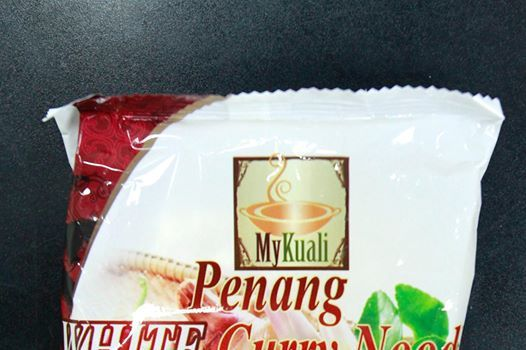MyKuali Penang White Curry Noodle, the Ramen Rater's favorite.