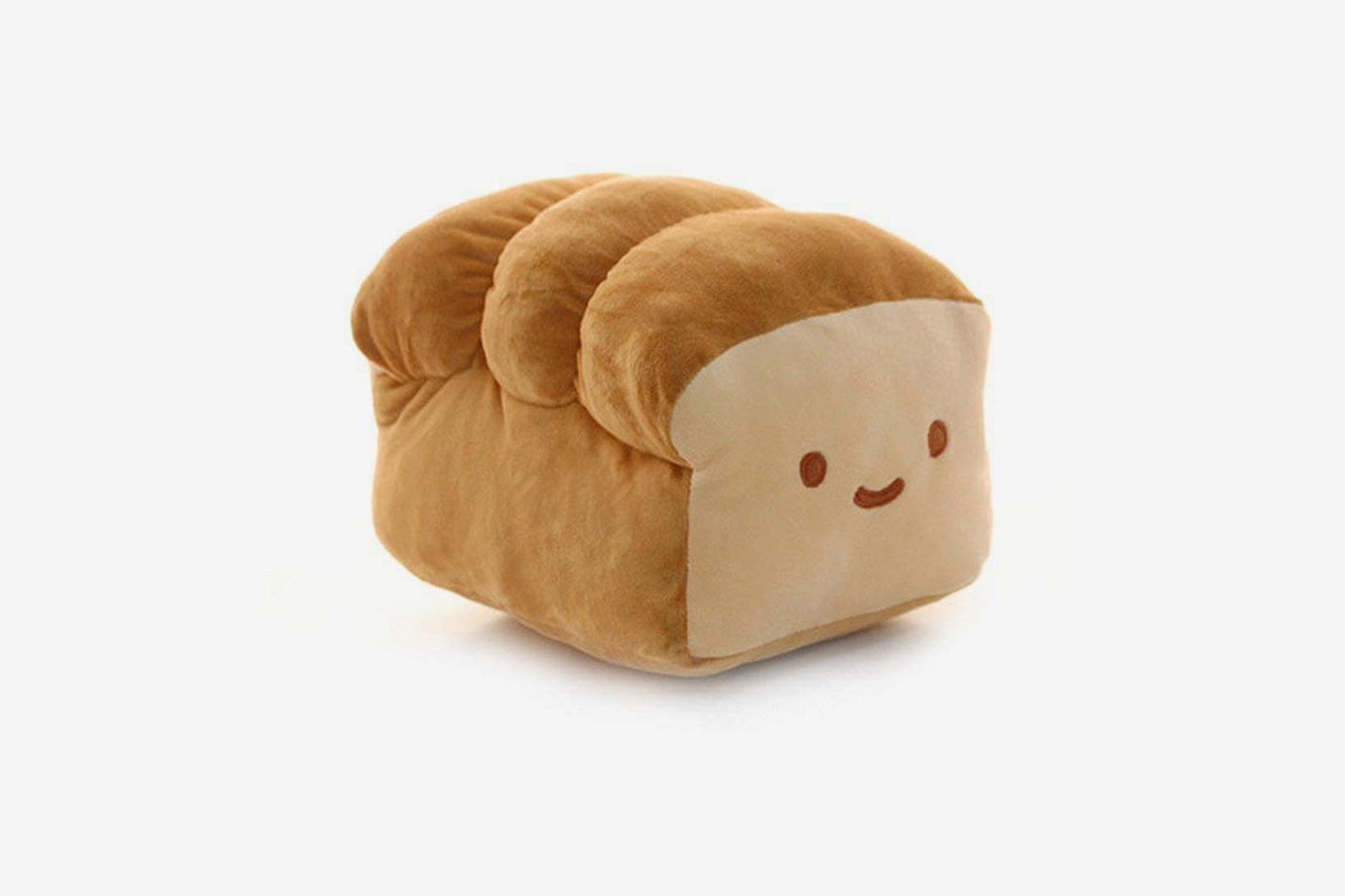 Cotton Food Bread Pillow