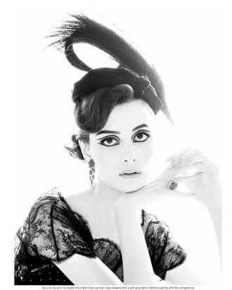 Suzie Bird for Elle Magazine.