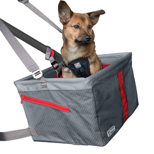 Kurgo Skybox Booster Seat for Dog