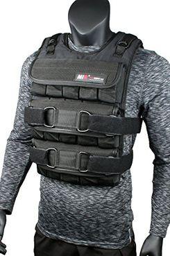 Mir Adjustable Weighted Vest