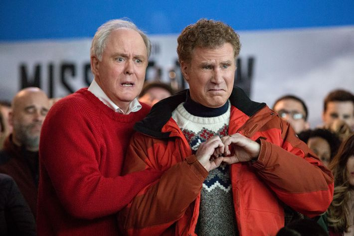 John Lithgow And Will Ferrell In Daddyu0027s Home 2. Photo: Photo Credit:  Claire Folger/Paramount Pictures.