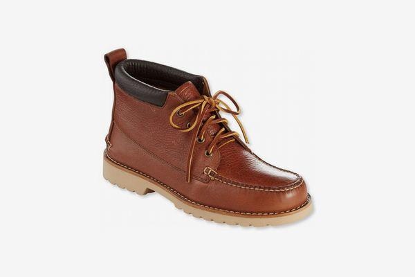 L.L. Bean Signature Handsewn Jackman Work Boots