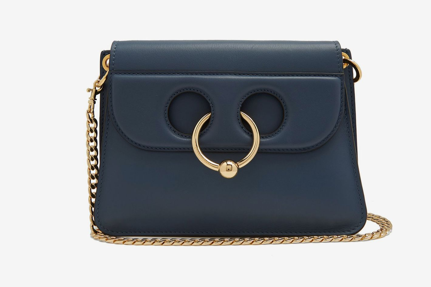 JW Anderson Pierce Mini Leather Cross-Body Bag