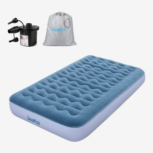 Deeplee Air Bed With Rechargeable Pump