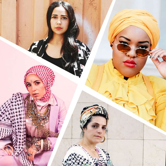 adad1ae1840f7 7 Women on Representation in 'Contemporary Muslim Fashions'