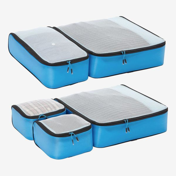eBags Light 5pc Packing Cubes