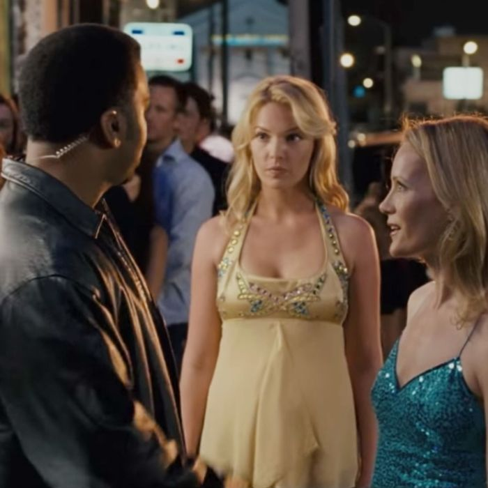 Craig Robinson, Katherine Heigl, and Leslie Mann in 2007's