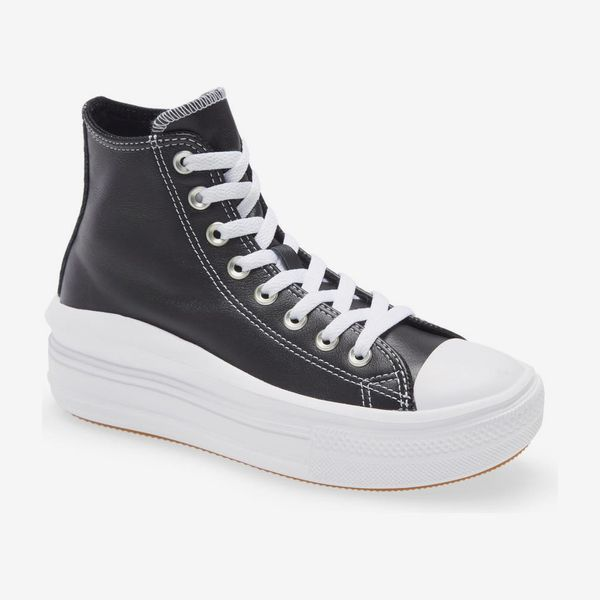 Chuck Taylor All Star Move Platform High Top Sneakers