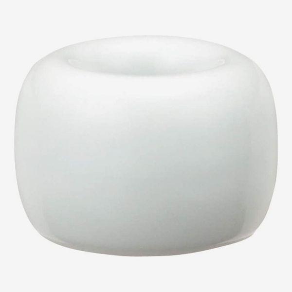 Muji White Porcelain Tooth Brush Stand