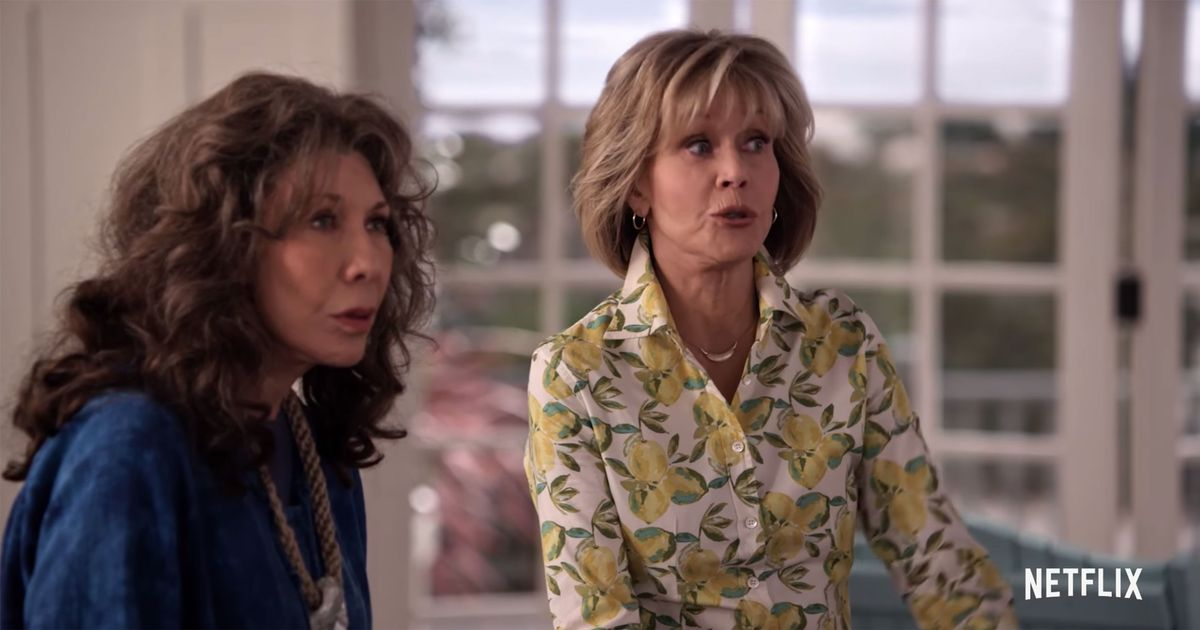 The Season 5 Grace and Frankie Trailer Has 100 Percent More RuPaul