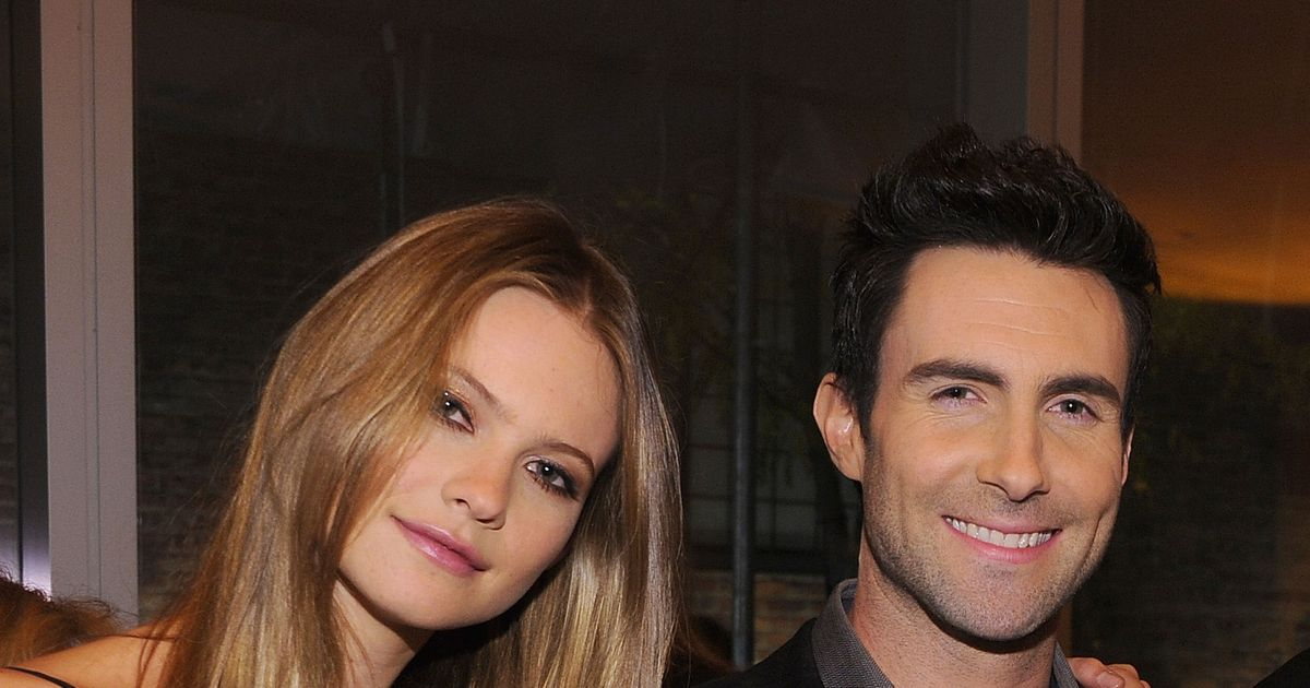 Adam Levine's 3rd Model Girlfriend Gets A Ring -- The Cut