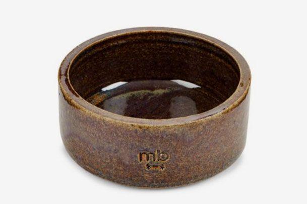 Max-Bone Dog Ceramic Bowl