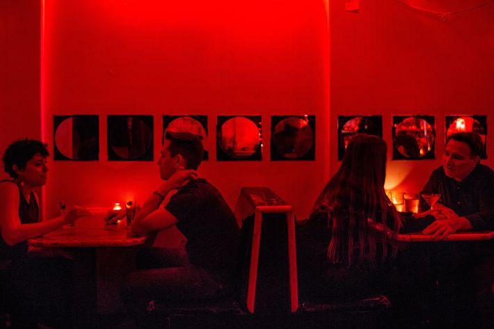 Date bars nyc