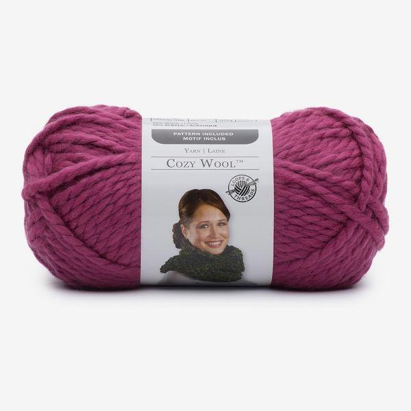 Loops & Threads Cozy Wool Yarn