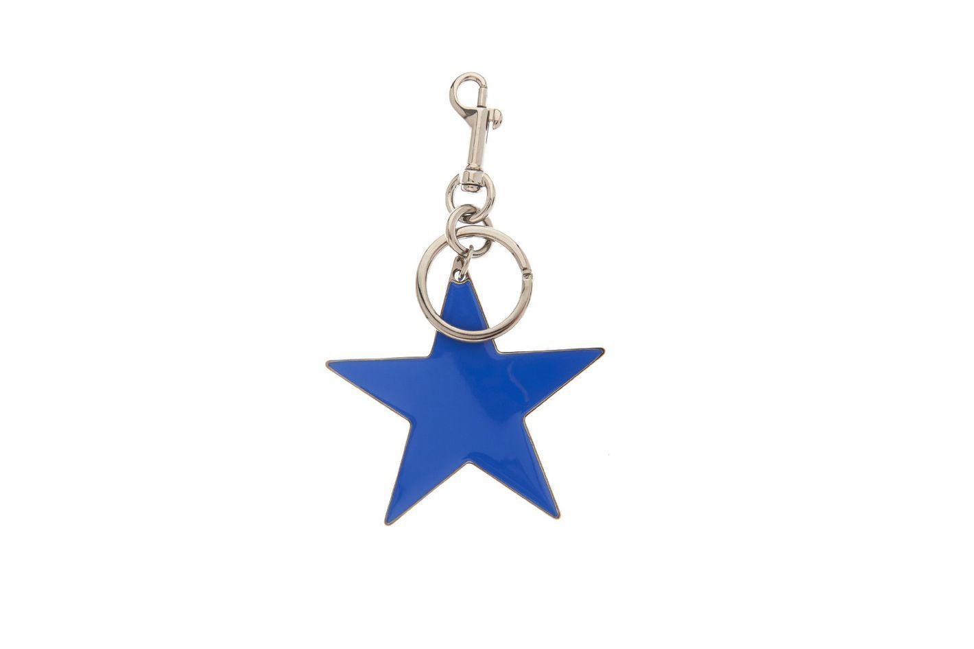 Stella McCartney Star Key Ring