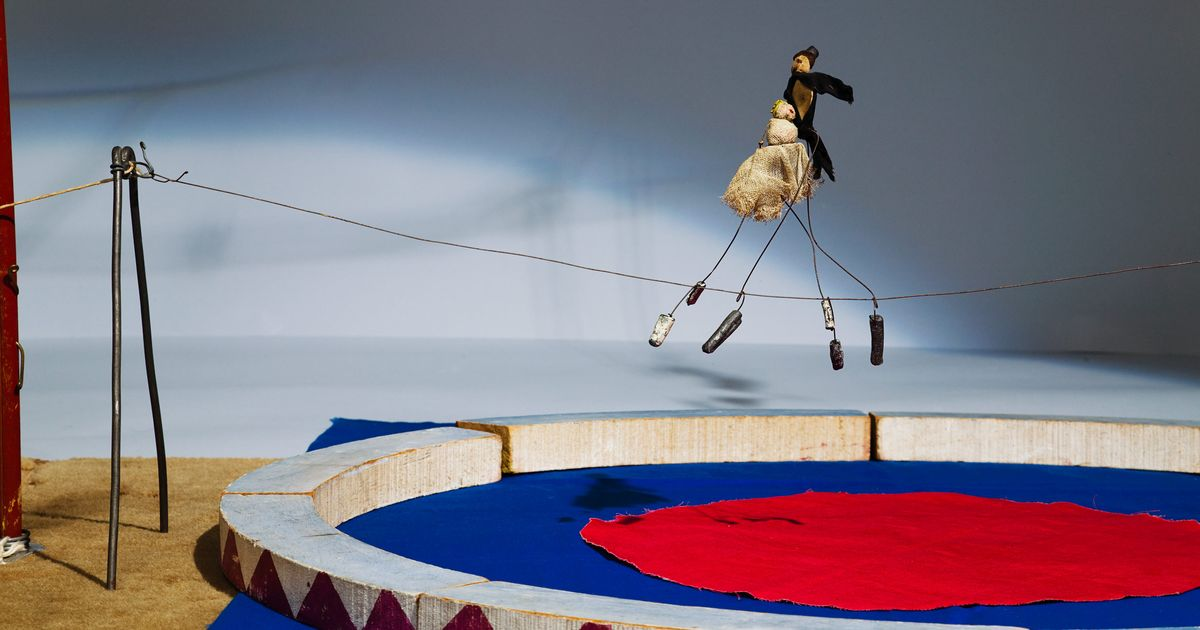 Calder's Delightful Tiny Circus is Back in Town