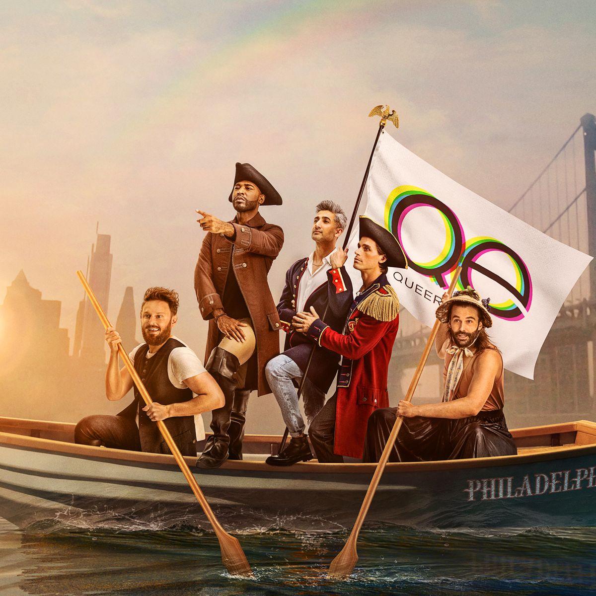 Netflix's Queer Eye Season 5 Set in Philadelphia