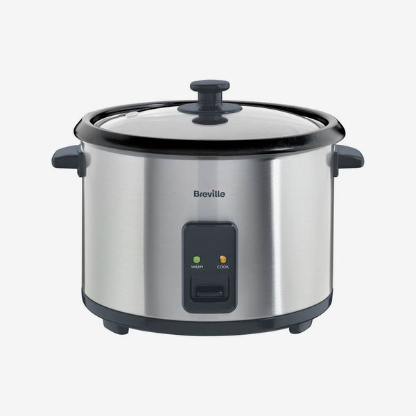 Breville 1.8L Rice Cooker and Steamer