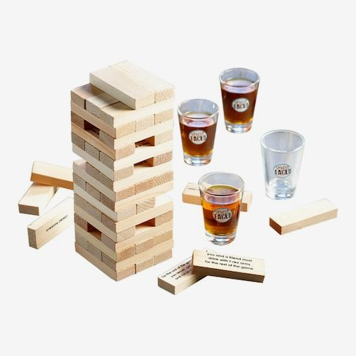 Tipsy Tower Game Set