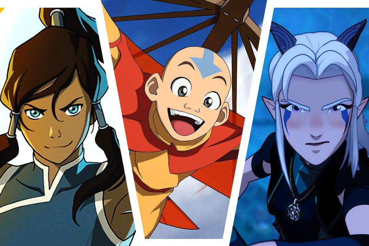 Avatar cartoon images