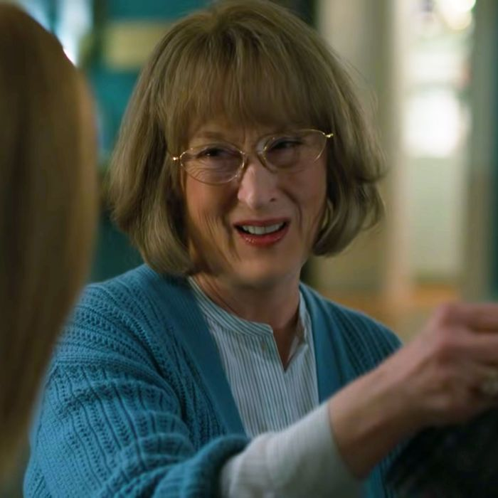 Big Little Lies: Did You Notice Meryl Streep's Fake Teeth?