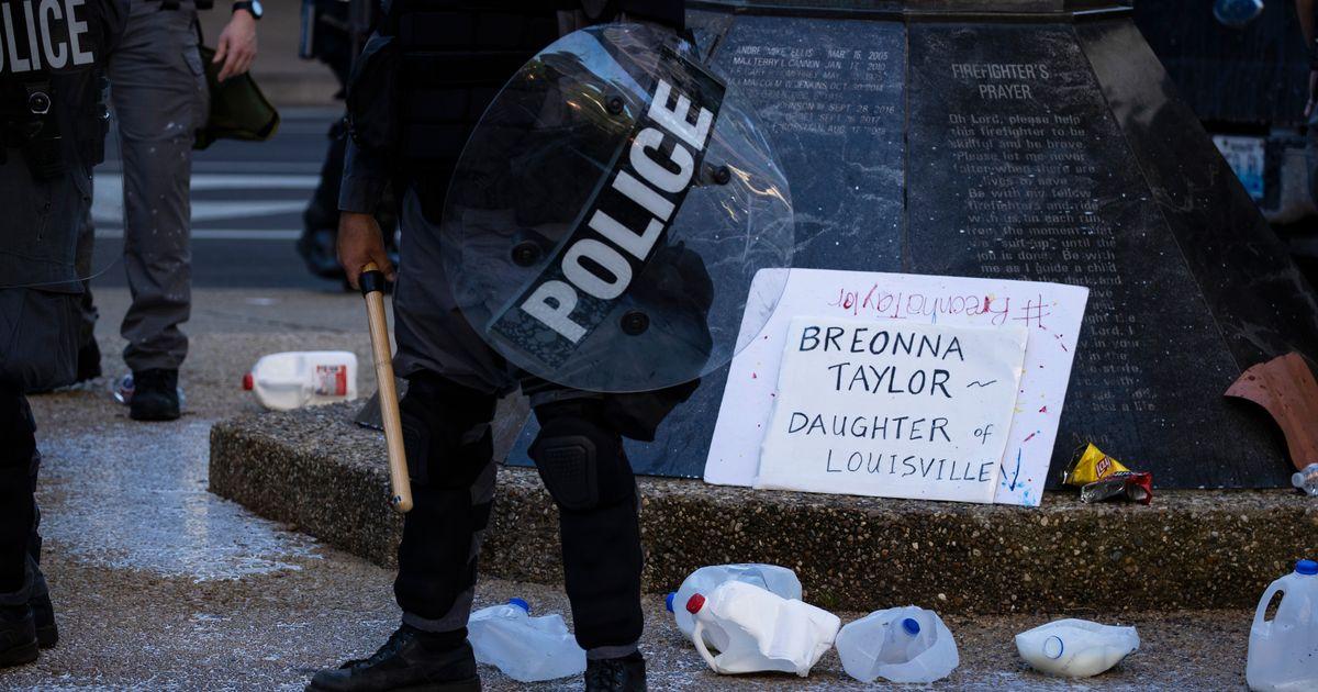 Louisville Is Still Demanding Justice For Breonna Taylor