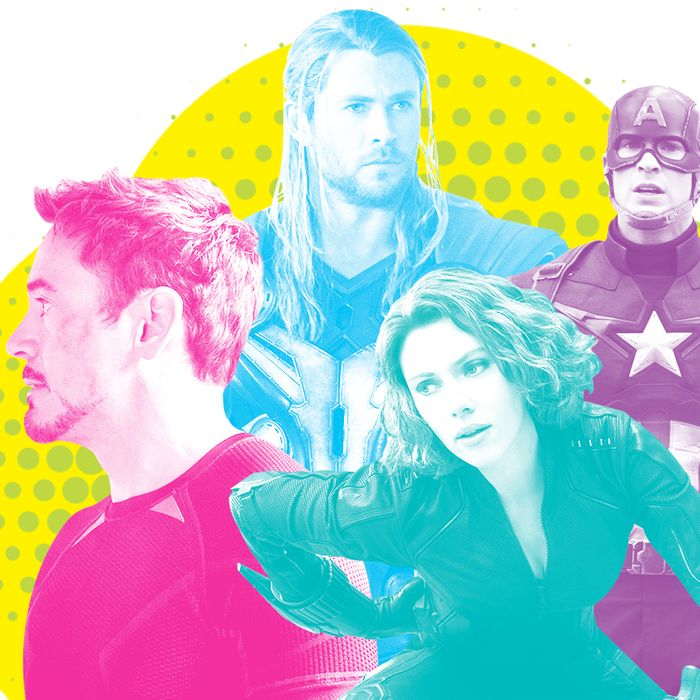 Avoid Superhero Confusion With Our Avengers Age Of Ultron Character