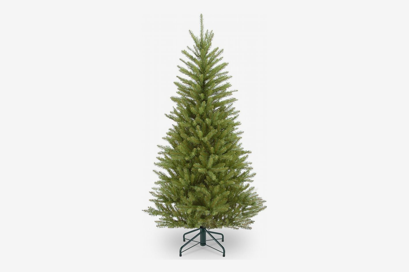 National Tree Company National Tree 4.5 ft. Dunhill Fir Slim Tree
