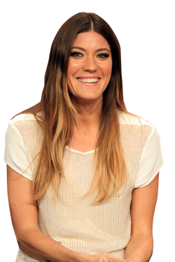 "Actress Jennifer Carpenter speaks at the ""Dexter"" discussion panel during the Showtime portion of the 2012 Summer Television Critics"
