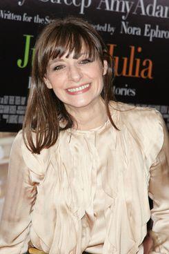 Writer Joan Juliet Buck.