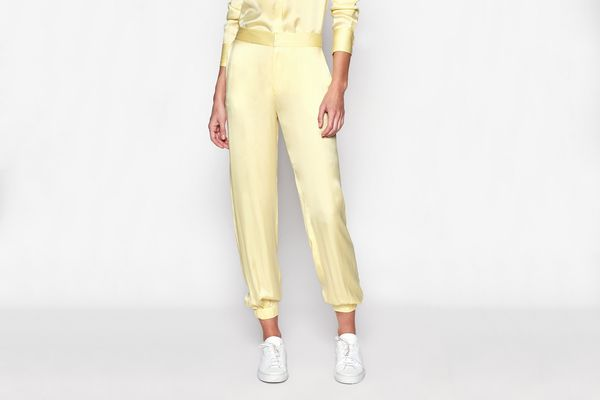 Equipment Le Jogging Silk Trouser